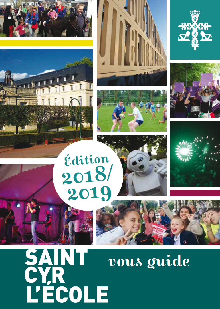 Guide de la Ville 2018-2019