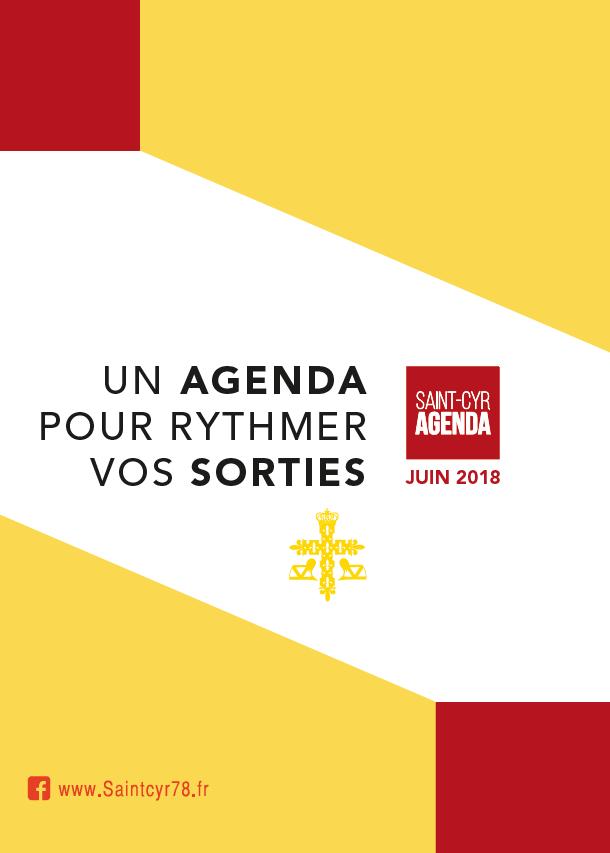 Agenda – juin 2018