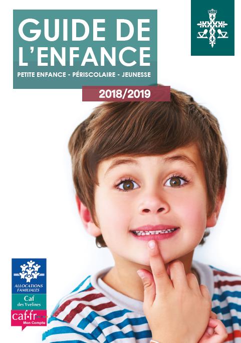 Guide de l'enfance 2018-2019