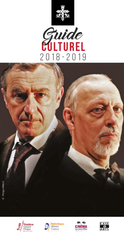 Plaquette culturelle 2018-2019