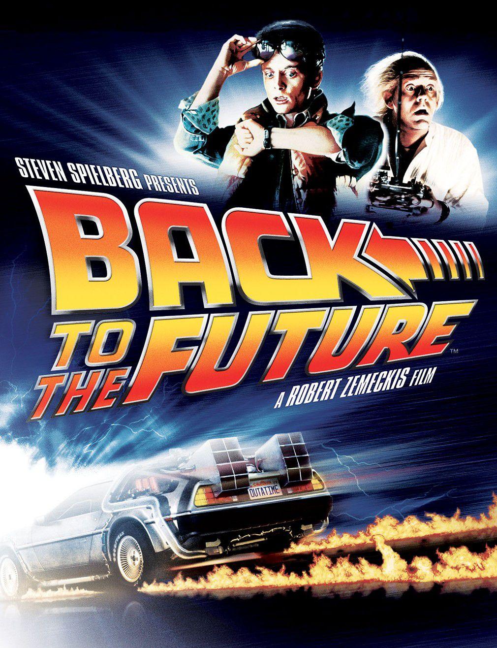 Ciné-conférence autour du film «Retour vers le futur»