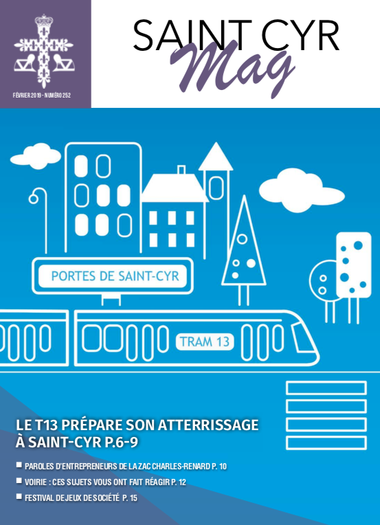 Saint-Cyr Magazine Février 2019