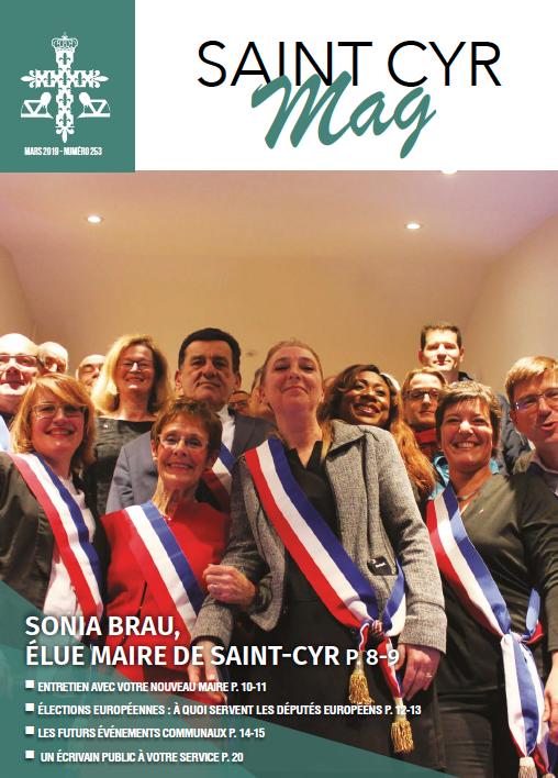 Saint-Cyr Magazine – Mars 2019