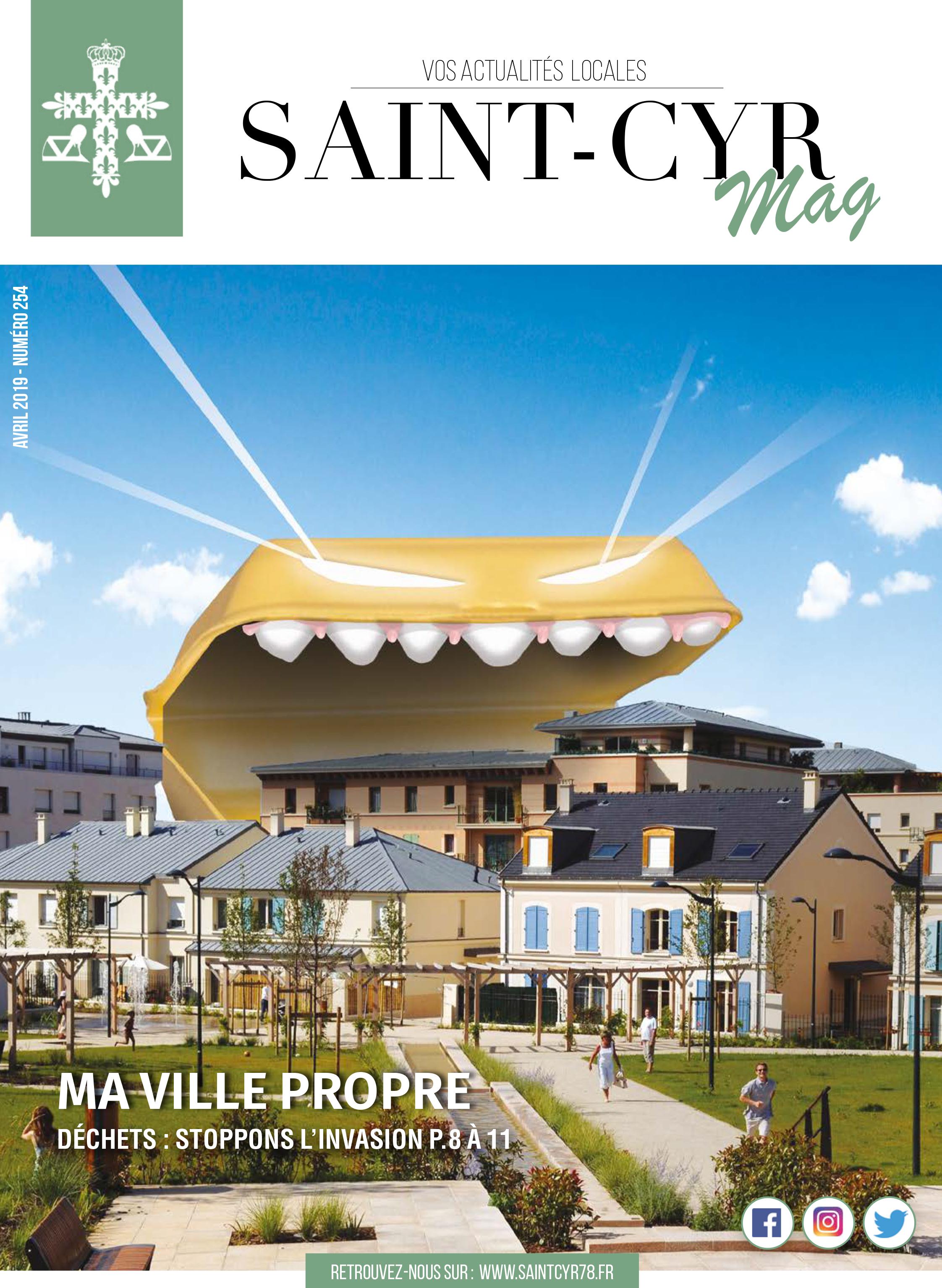 Saint-Cyr Magazine – Avril 2019