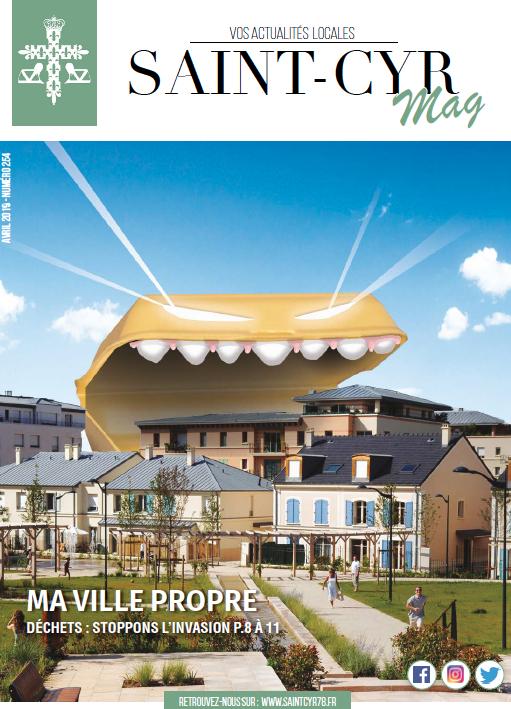 Saint-Cyr Mag – Avril
