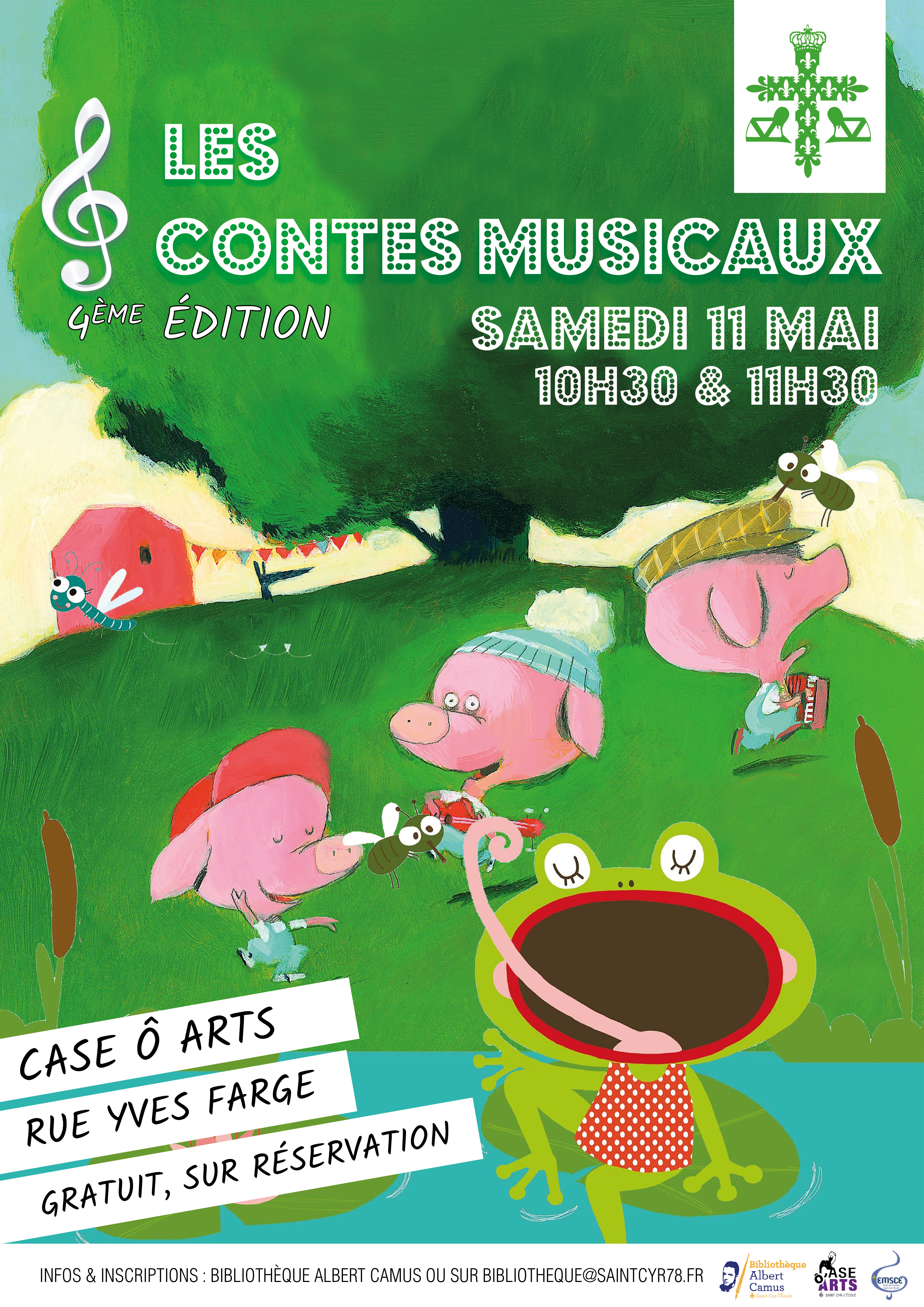 Contes musicaux – Case ô Arts