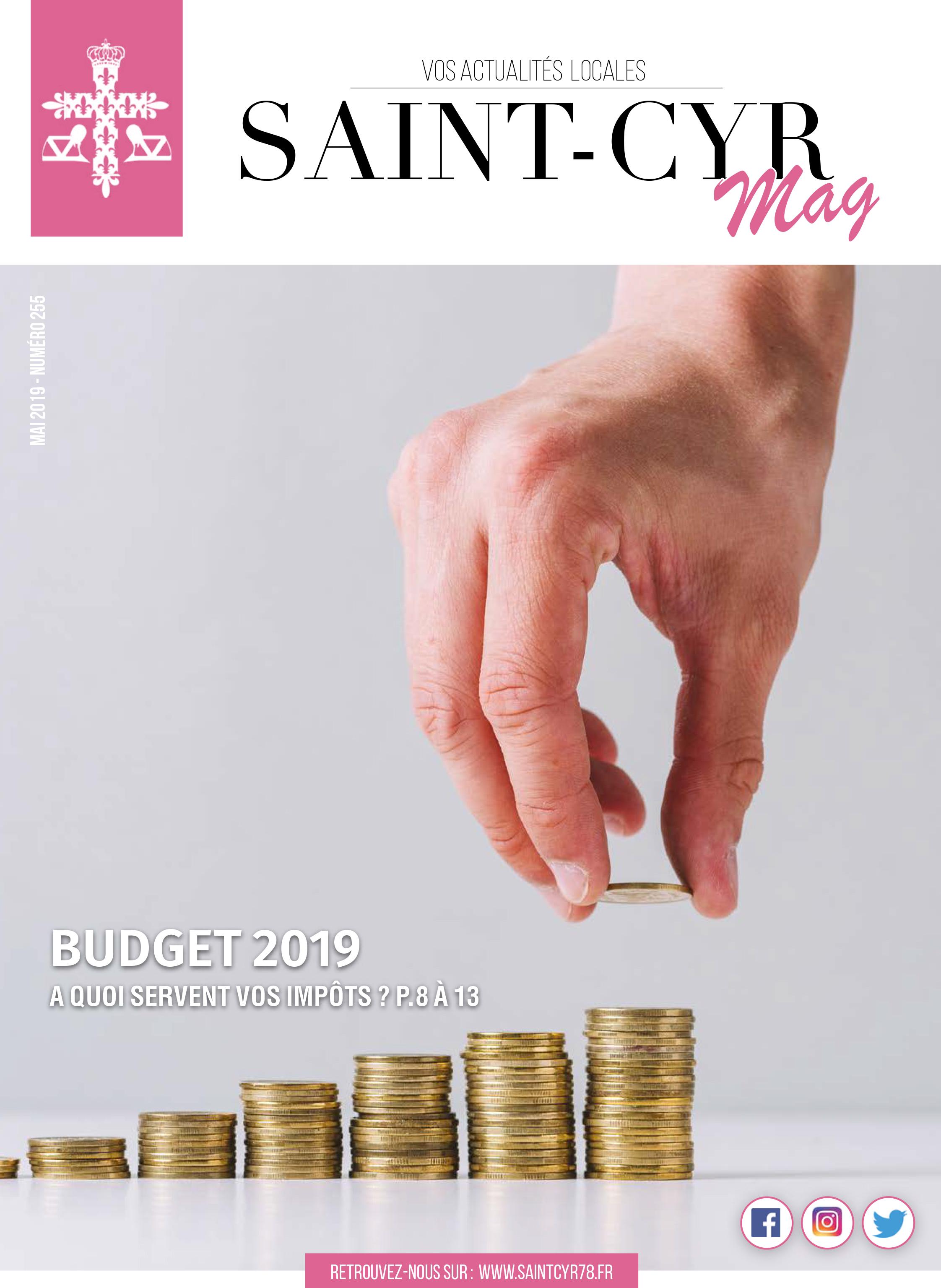 Saint-Cyr Mag – MAI 2019