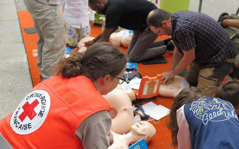 Initiations aux premiers secours