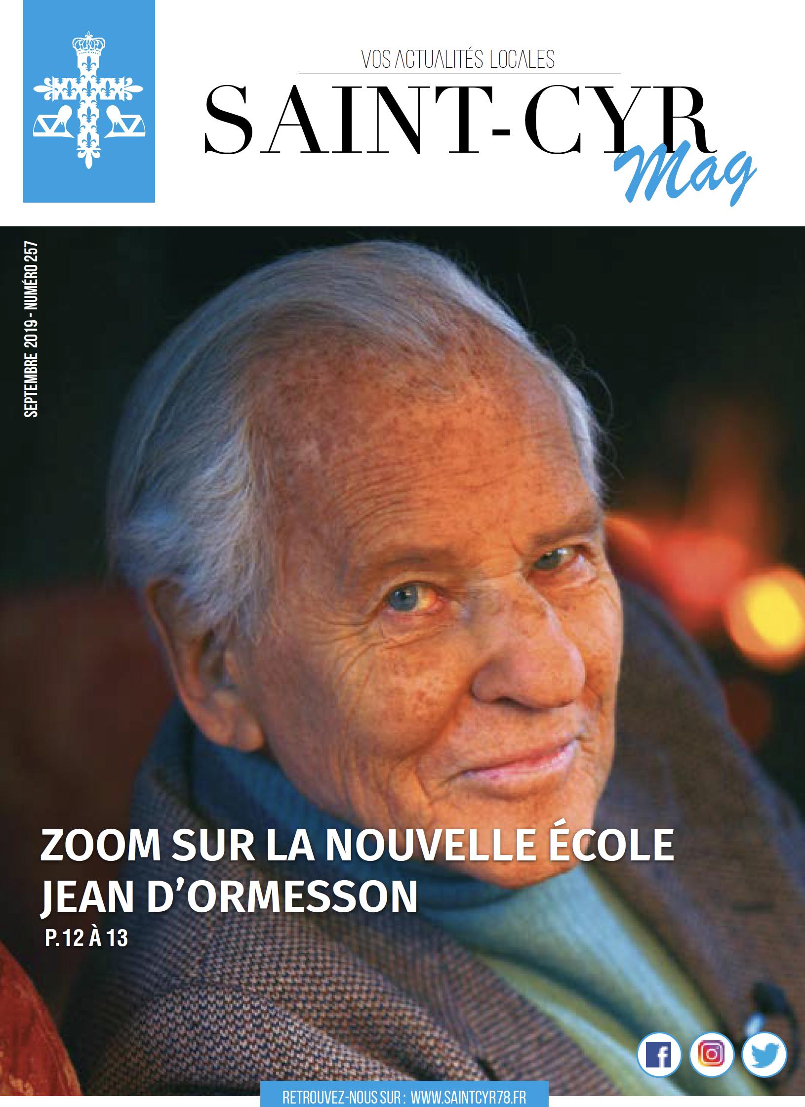 Saint-Cyr Magazine – Septembre 2019