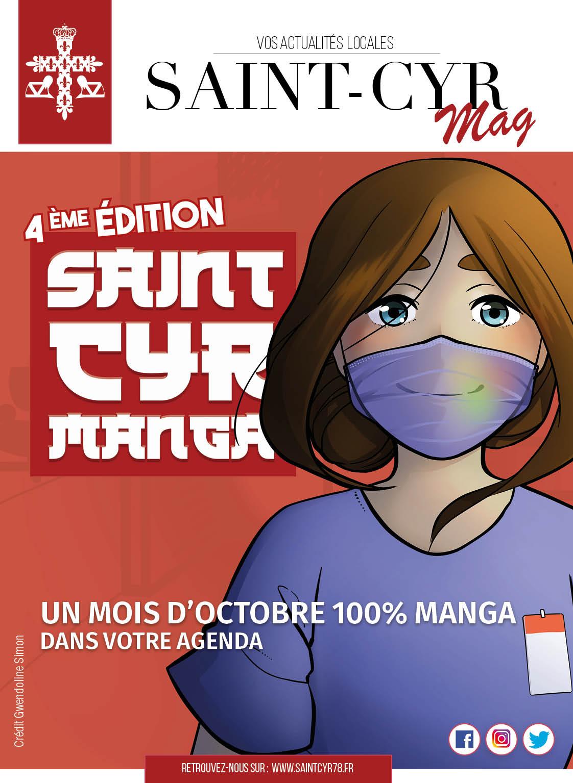 Saint-Cyr Magazine – octobre 2020