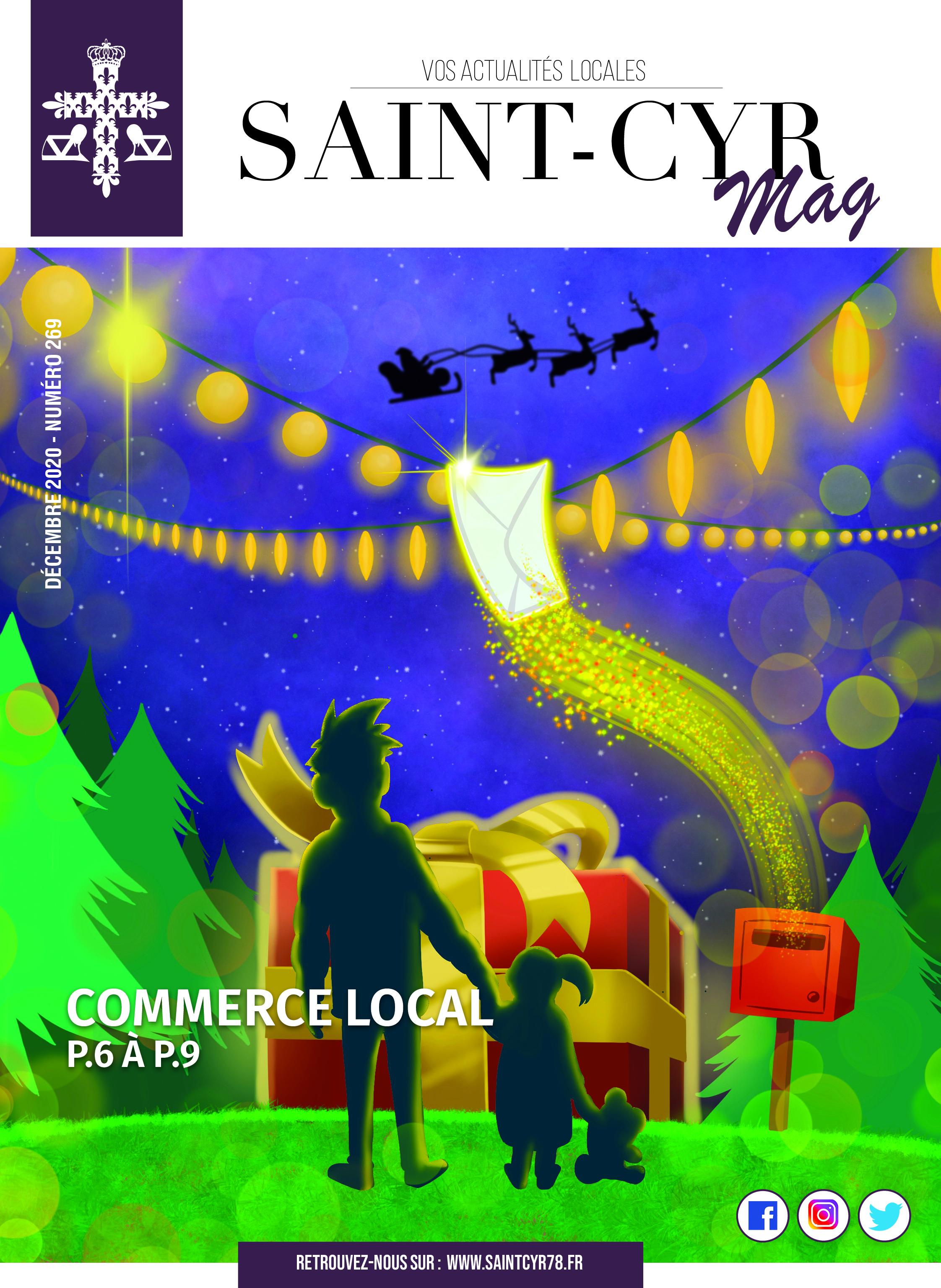 Saint-Cyr Magazine – Décembre 2020