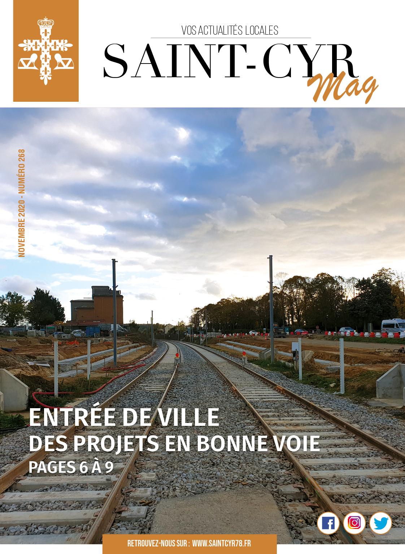 Saint-Cyr Magazine – Novembre 2020
