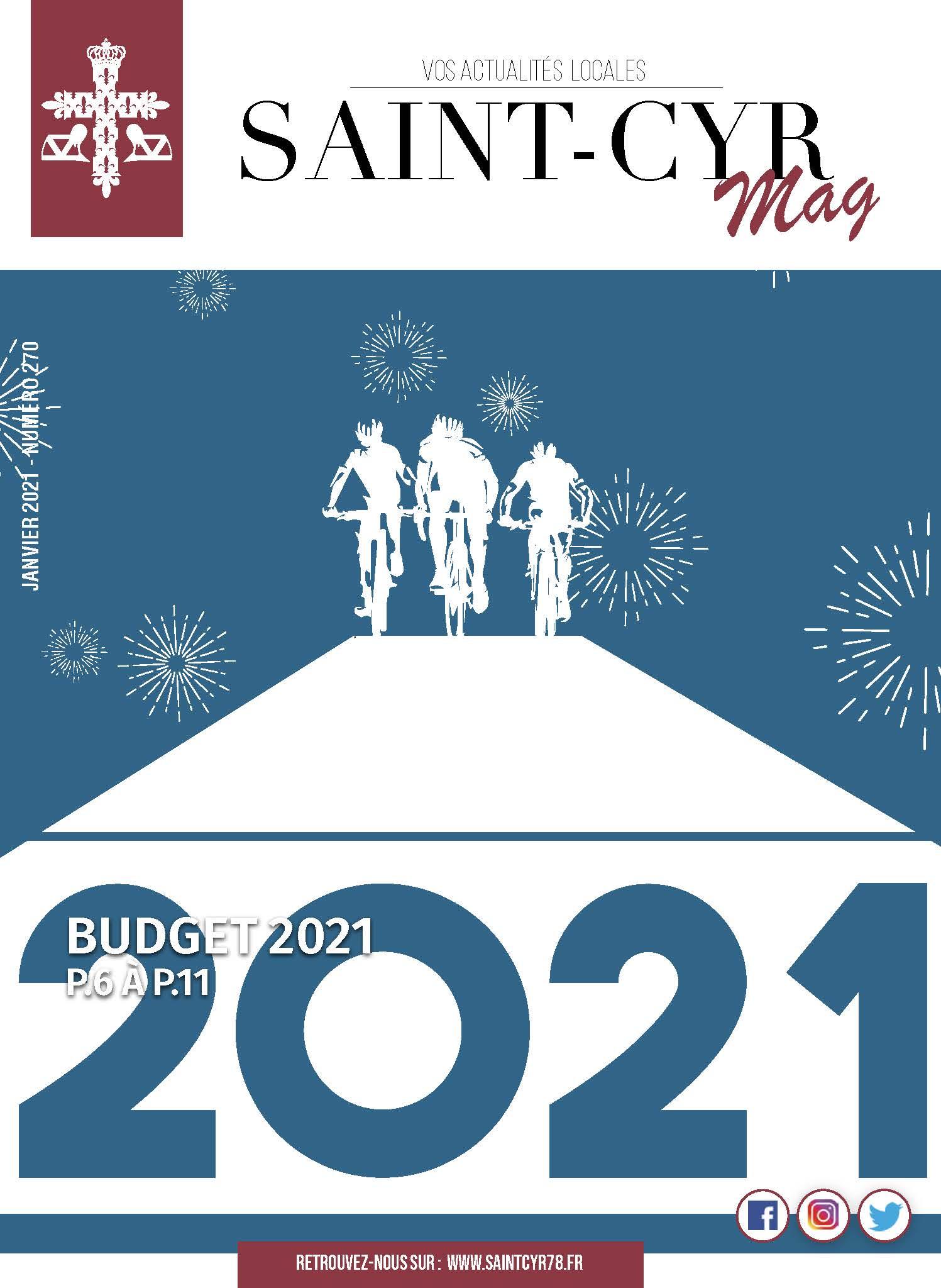 Saint-Cyr Magazine – Janvier 2021