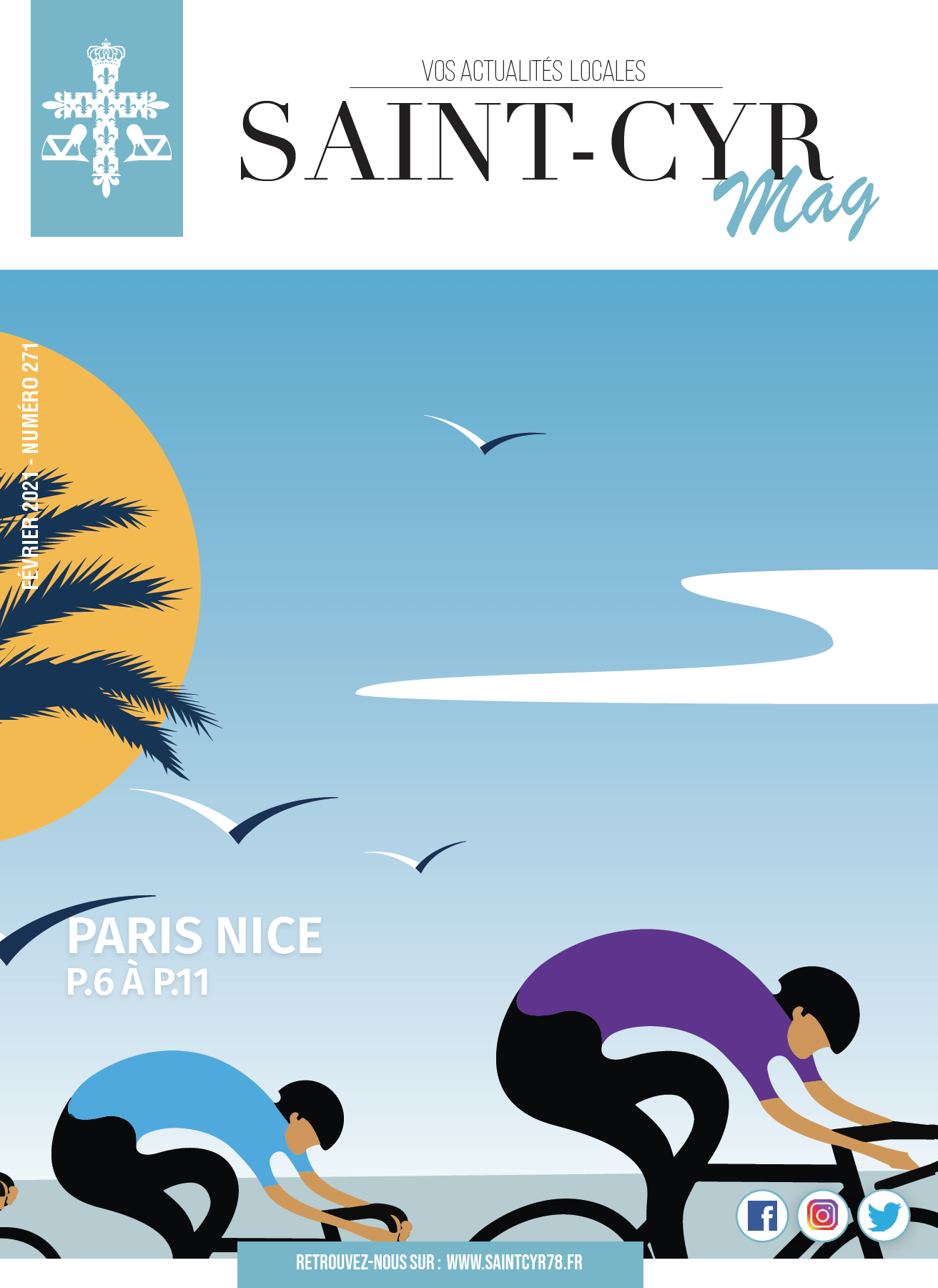 Saint-Cyr Magazine – Février 2021