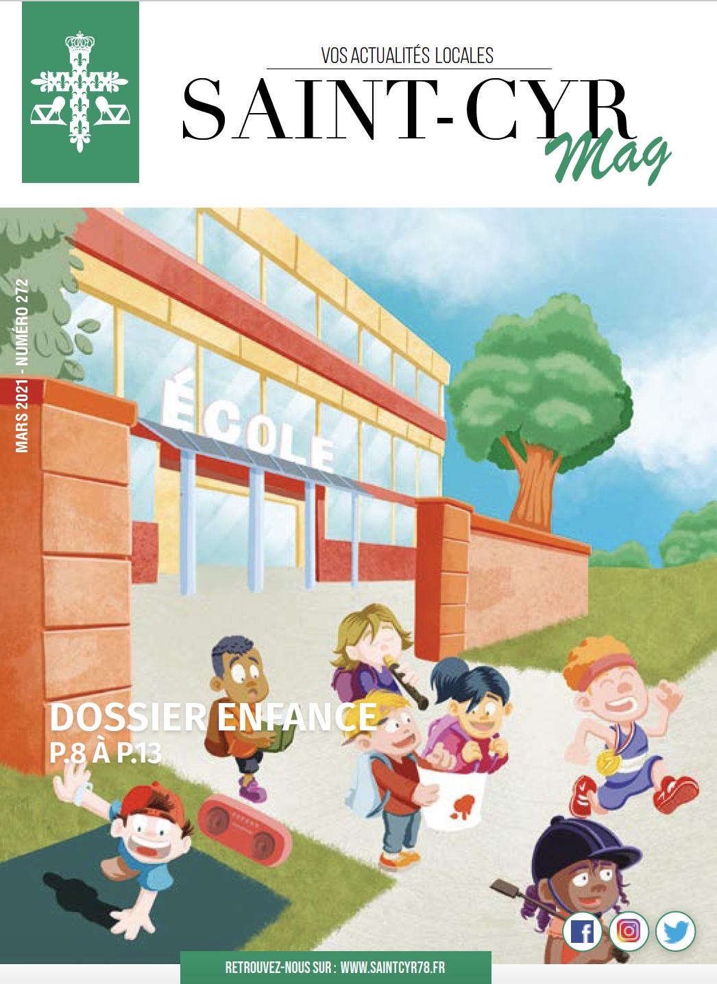 Saint-Cyr Magazine – Mars 2021