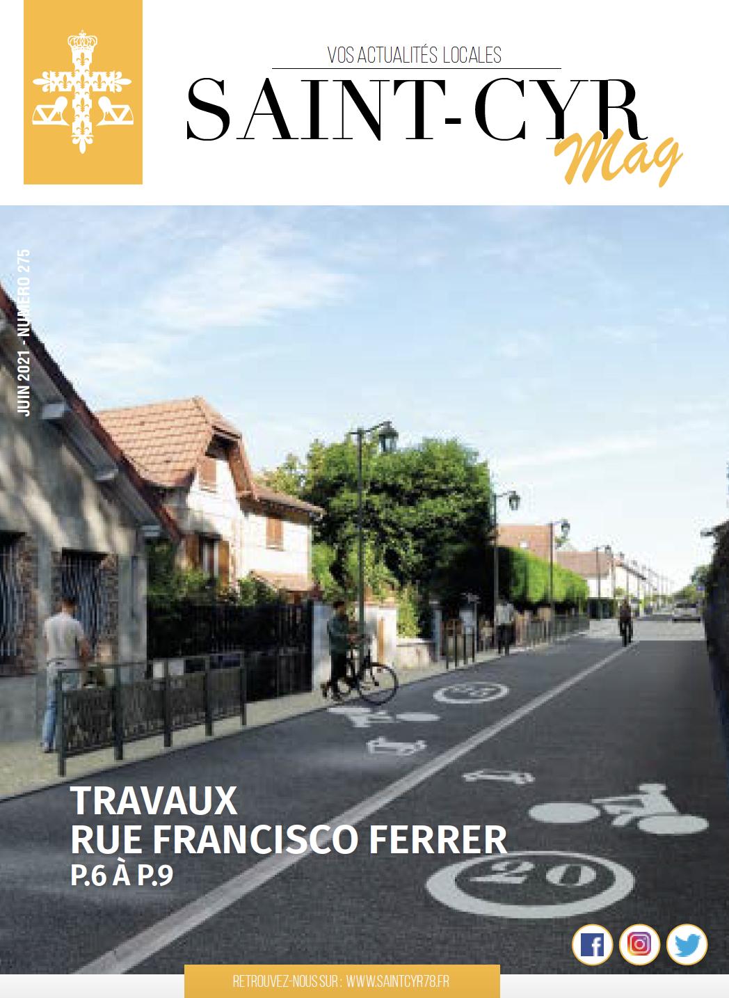 Saint-Cyr Magazine – Juin 2021
