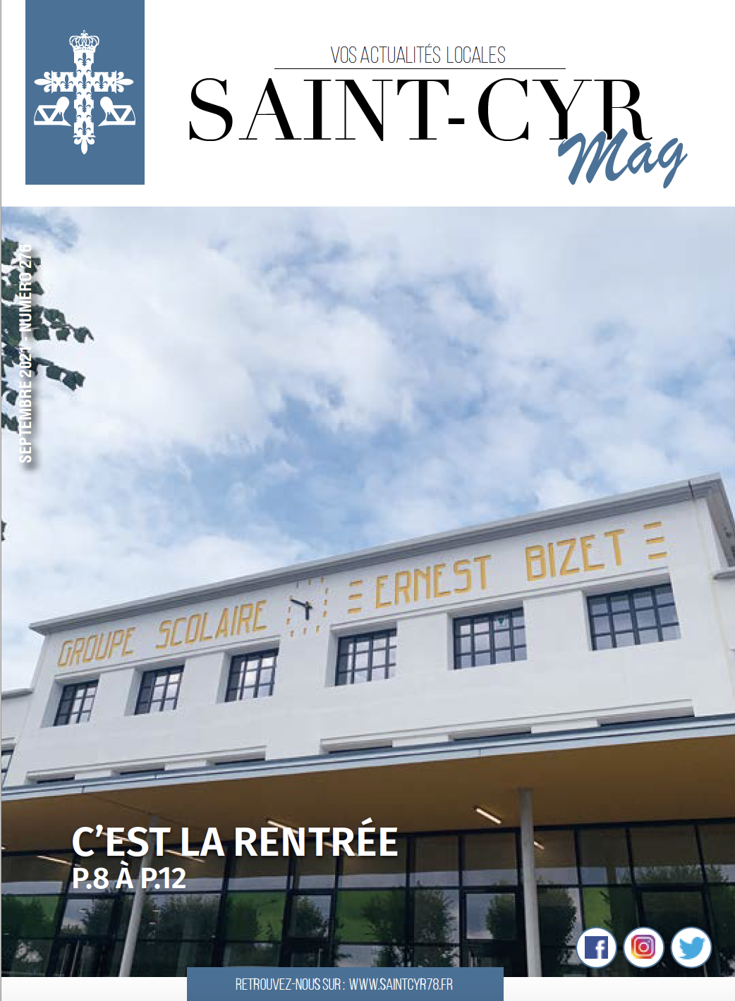 Saint-Cyr Magazine – Septembre 2021