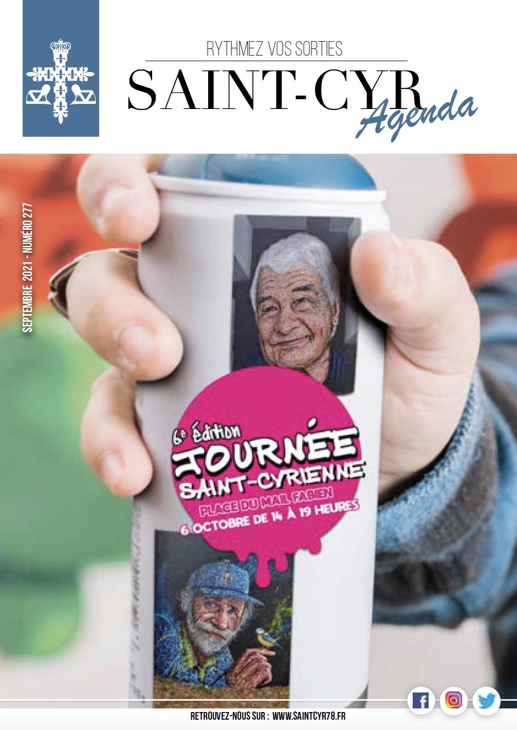 Saint-Cyr Agenda – Septembre 2021