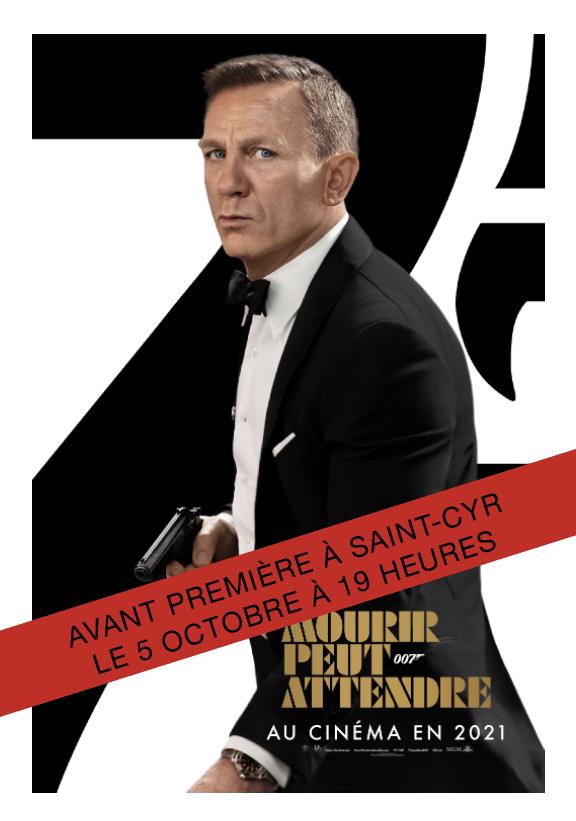 """Avant-Première de James Bond """"Mourir peut attendre"""""""