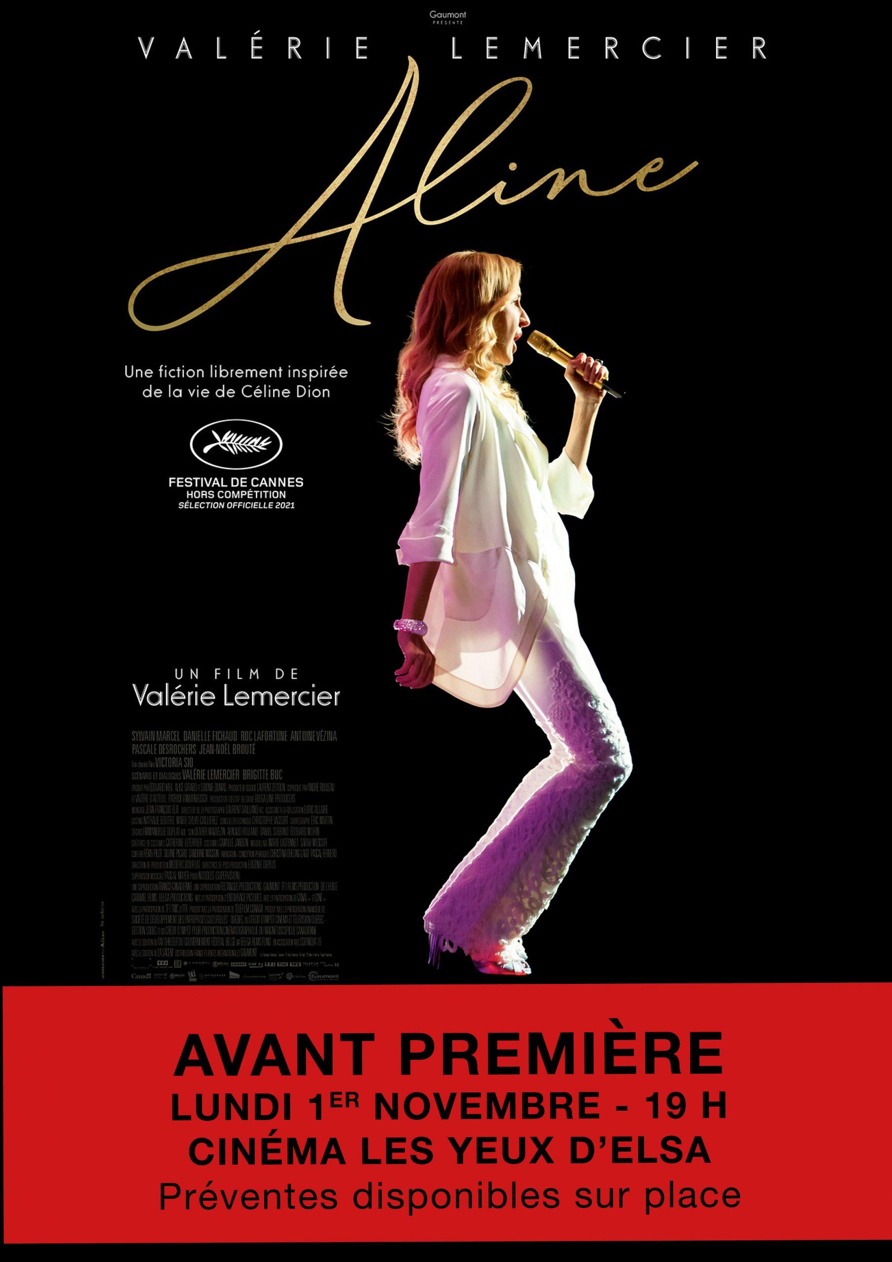 Avant-Première du film Aline