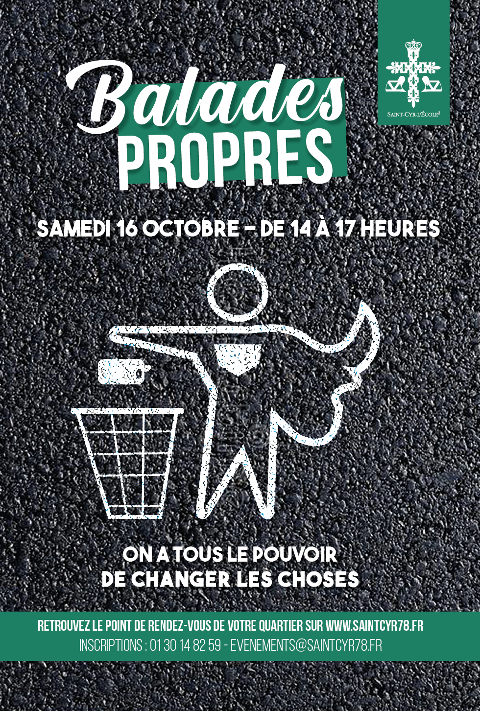 Les balades propres à Saint-Cyr