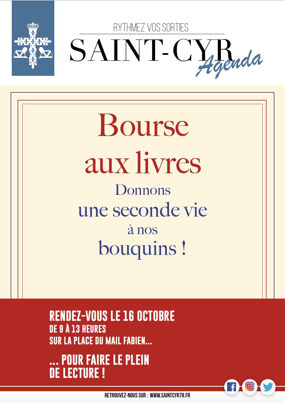 Saint-Cyr Agenda – Octobre 2021