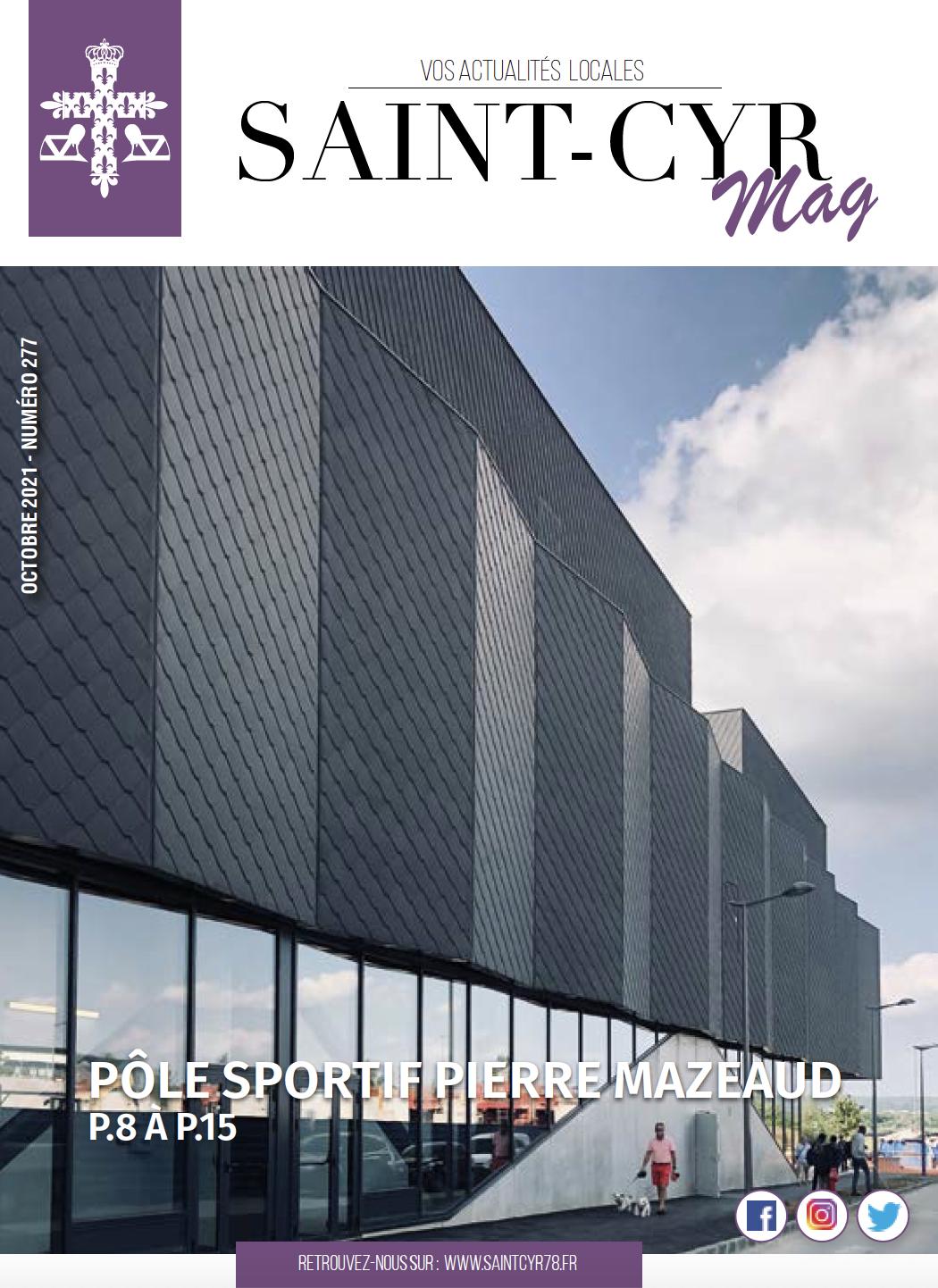 Saint-Cyr Magazine – Octobre 2021